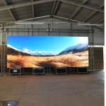 P6.9 ecran video 100 mp cu Led-uri pentru interior - 2 kituri