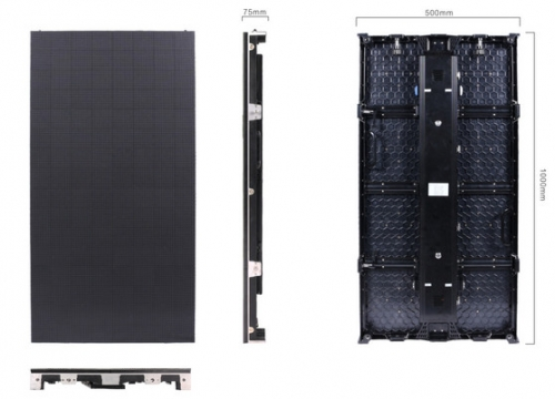 Tetris P3.9 indoor HD rental led display
