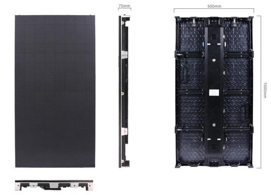 Tetris P3.9 indoor HD rental led display