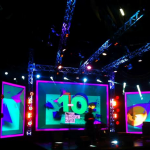 P3.9 full HD indoor