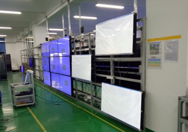display-uri videowall